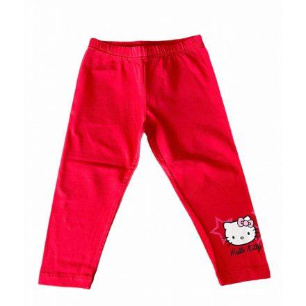 Hello Kitty leggings 116-os (3/4-es)