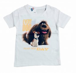 Pets-A kis kedvencek titkos élete póló 98-as (extra akció)