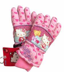 Hello Kitty kesztyű 5/6év