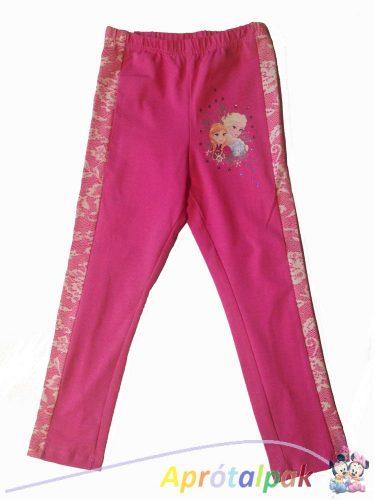 Jégvarázs leggings 104-es