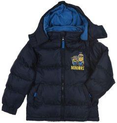 Minions bélelt kabát 3év-8év