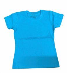 Kék póló 152/158-as