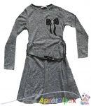 Kötött lányka ruha 140-164