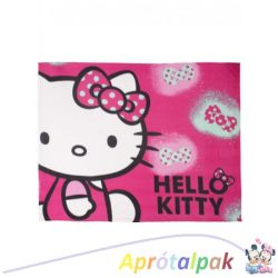 Hello Kitty takaró 120*150