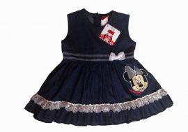 Minnie farmer lányka ruha 80-116