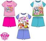 Paw Patrol nyári pizsama 98-116 (rózsaszín)