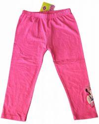 Minnie leggings 92/98-128/134 3/4-es