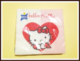 Hello Kitty szalvéta